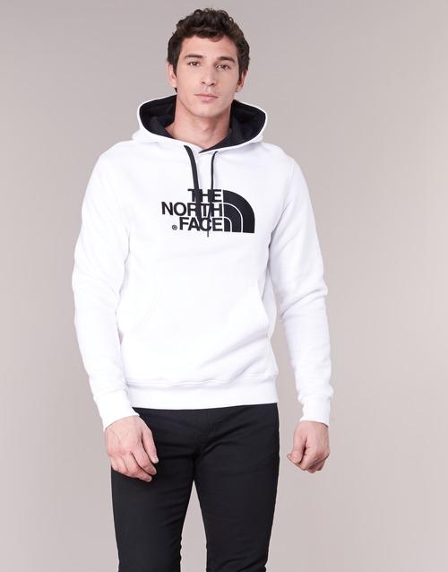 Textiel Heren Sweaters / Sweatshirts The North Face DREW PEAK PULLOVER HOODIE Wit