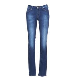 Textiel Dames Straight jeans Lee MARION STRAIGHT Blauw / Medium