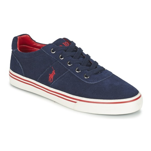 Schoenen Heren Lage sneakers Polo Ralph Lauren HANFORD Marine