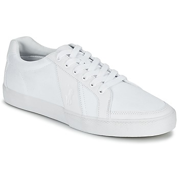 Schoenen Heren Lage sneakers Ralph Lauren HUGH Wit