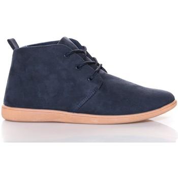 Schoenen Dames Mocassins Nice Shoes Mocassins Bleu Blauw