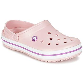 Schoenen Dames Klompen Crocs CROCBAND Roze