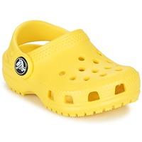 Schoenen Kinderen Klompen Crocs Classic Clog Kids Geel