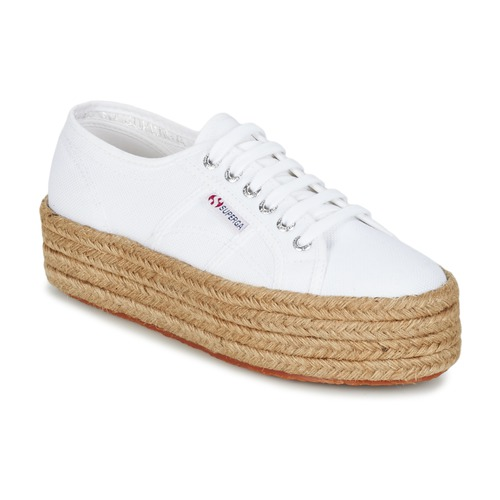 Schoenen Dames Lage sneakers Superga 2790 COTROPE W Wit