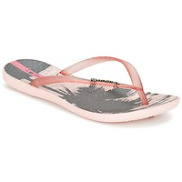 Schoenen Dames Teenslippers Ipanema WAVE TROPICAL Roze