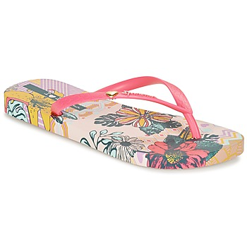 Schoenen Dames Teenslippers Ipanema I LOVE TRIBAL Roze