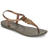 Schoenen Dames Sandalen / Open schoenen Ipanema CHARM IV SANDAL Brons / Bruin