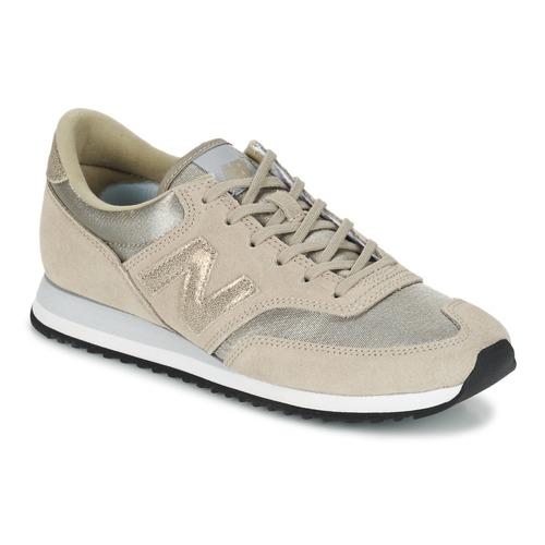 Schoenen Dames Lage sneakers New Balance CW620 Beige