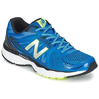 Schoenen Heren Running / trail New Balance M680 Blauw