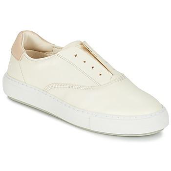 Schoenen Dames Lage sneakers Marc O'Polo ODETTAR Ecru