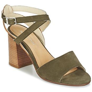 Schoenen Dames Sandalen / Open schoenen Marc O'Polo MODERANA Kaki