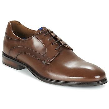 Schoenen Heren Derby Lloyd MILAN Bruin