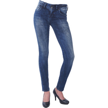 Textiel Dames Skinny jeans LTB Molly High Waist jeans Denim