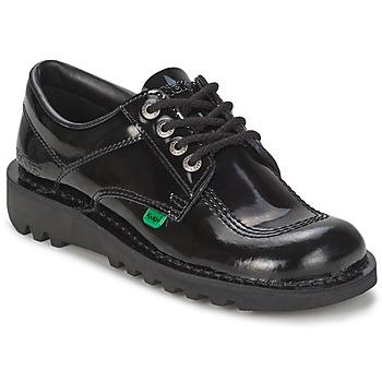 Schoenen Dames Klassiek Kickers KICK LO Zwart
