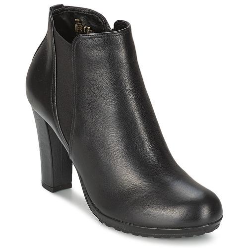 Schoenen Dames Low boots Dune London PUG Zwart