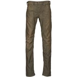 Textiel Heren Skinny jeans Diesel THAVAR Kaki