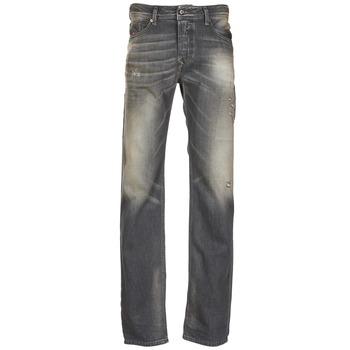 Textiel Heren Straight jeans Diesel WAYKEE Grijs