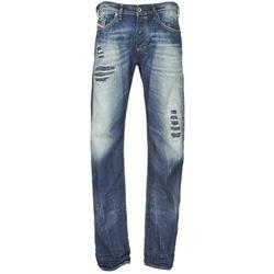 Textiel Heren Straight jeans Diesel BUSTER Blauw