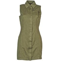 Textiel Dames Korte jurken Diesel D-NAOMIE Kaki