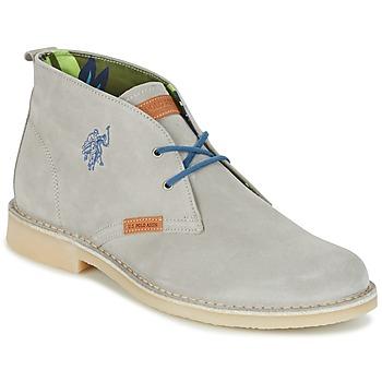 Schoenen Heren Laarzen U.S Polo Assn. AMADEUS Grijs