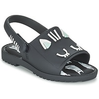 Schoenen Meisjes Sandalen / Open schoenen Melissa MIA FABULA Zwart