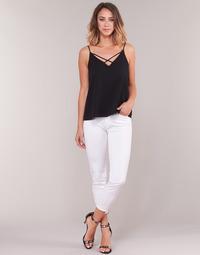 Textiel Dames ¾ jeans & 7/8 jeans Gaudi PODALI Wit