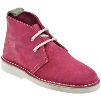 Schoenen Kinderen Laarzen Lumberjack  Roze