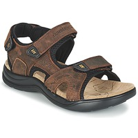 Schoenen Heren Outdoorsandalen Lumberjack EARTH Bruin
