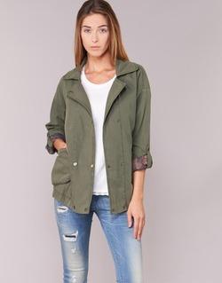 Textiel Dames Wind jackets Kaporal FAITH Kaki