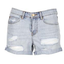 Textiel Dames Korte broeken / Bermuda's Billabong FRANKIE Denim
