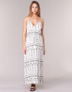 Textiel Dames Lange jurken Billabong HAVE SUN Ecru