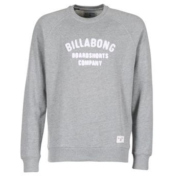 Textiel Heren Sweaters / Sweatshirts Billabong TROUBLE IN PARADISE CREW Grijs