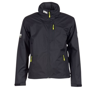 Textiel Heren Wind jackets Helly Hansen HOODED CREW Zwart