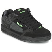 Schoenen Heren Skateschoenen Globe TILT Zwart / Grijs / Groen