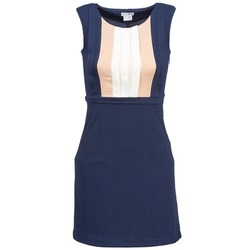 Textiel Dames Korte jurken Kling SOROLLA Marine