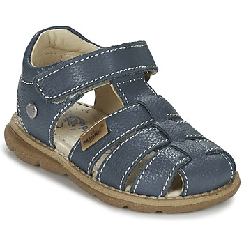 Schoenen Jongens Sandalen / Open schoenen Primigi PLAY D Blauw