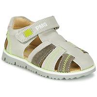 Schoenen Jongens Sandalen / Open schoenen Primigi FREEDALO Grijs