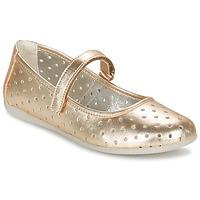 Schoenen Meisjes Ballerina's Primigi FANTASY FLAT Goud