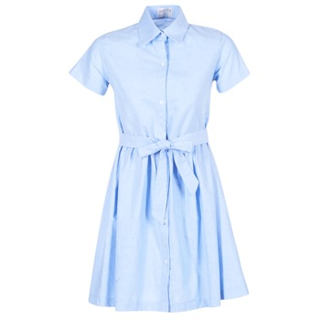 Textiel Dames Korte jurken Compania Fantastica EBLEUETE Blauw