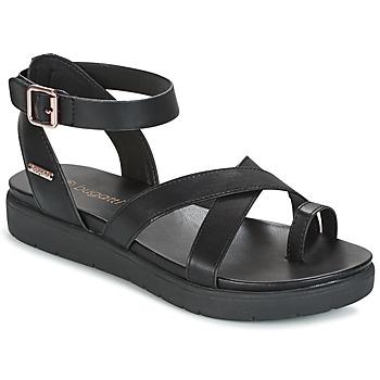 Schoenen Dames Sandalen / Open schoenen Bugatti VENATE Zwart