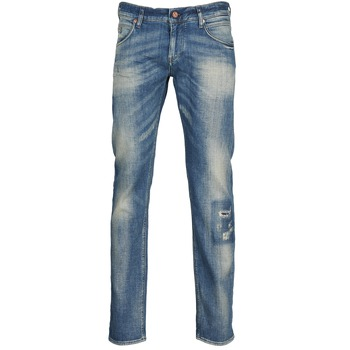 Textiel Heren Straight jeans Meltin'pot MARTIN Blauw / Clair