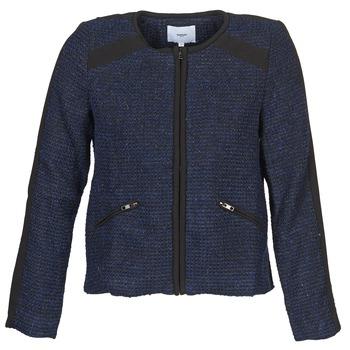 Textiel Dames Jasjes / Blazers Suncoo DANAELLE Blauw