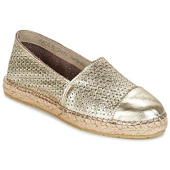Schoenen Dames Espadrilles Nome Footwear MAROU Goud