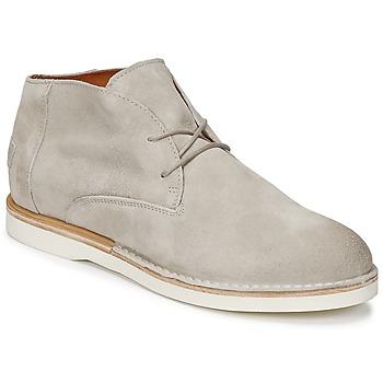 Schoenen Dames Laarzen Shabbies DRESCA Grijs