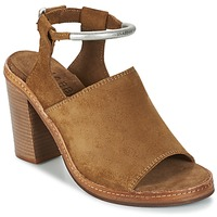 Schoenen Dames Sandalen / Open schoenen Shabbies MARZIO Bruin