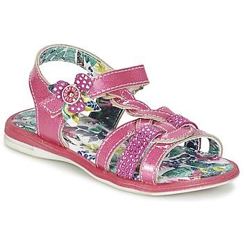 Schoenen Meisjes Sandalen / Open schoenen Catimini PEKANS Roze