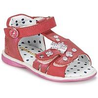 Schoenen Meisjes Sandalen / Open schoenen Catimini PUCE Roze