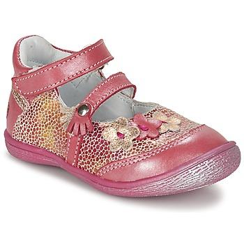 Schoenen Meisjes Ballerina's GBB PIA Roze