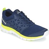 Schoenen Heren Fitness Reebok Sport SUBLITE XT CUSHION Blauw / Geel