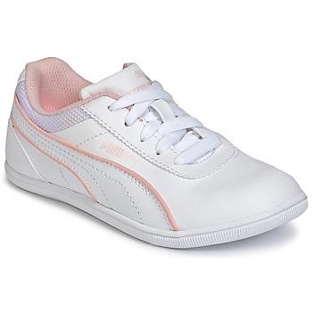 Schoenen Meisjes Lage sneakers Puma JR MYNDY 2 SL.WHT Wit
